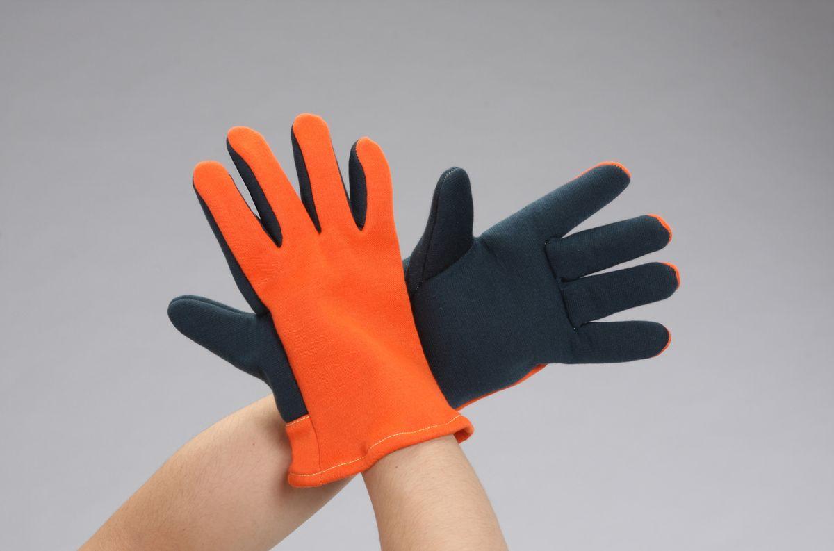 【メーカー在庫あり】 エスコ ESCO フリー 手袋(耐熱 耐切創) 000012262356 HD