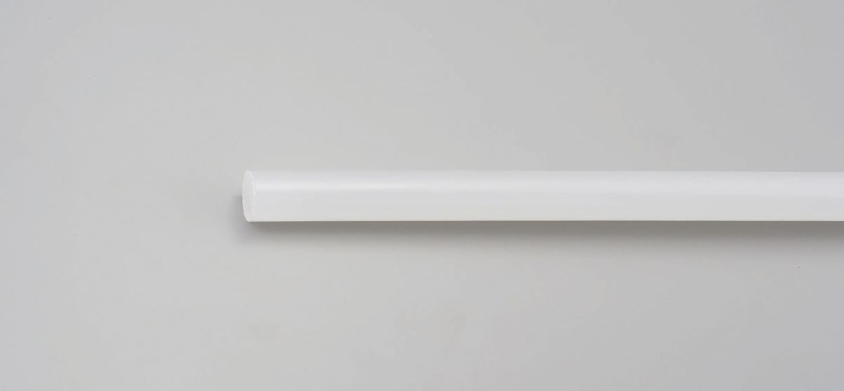 【メーカー在庫あり】 エスコ ESCO 80x1000mm 硬質ポリエチレン丸棒 000012207926 HD
