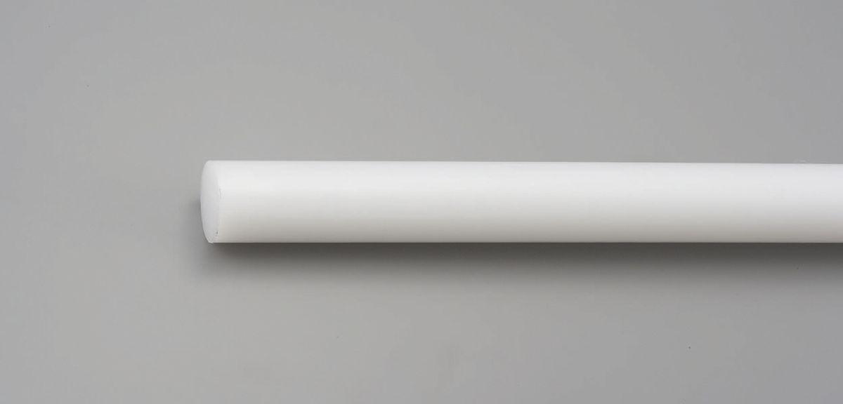 【メーカー在庫あり】 エスコ ESCO 80x1000mm ポリプロピレン丸棒 000012207949 HD