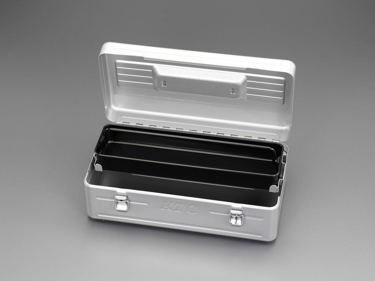 【メーカー在庫あり】 エスコ ESCO 410x210x150mm 片開き工具箱 000012258761 HD