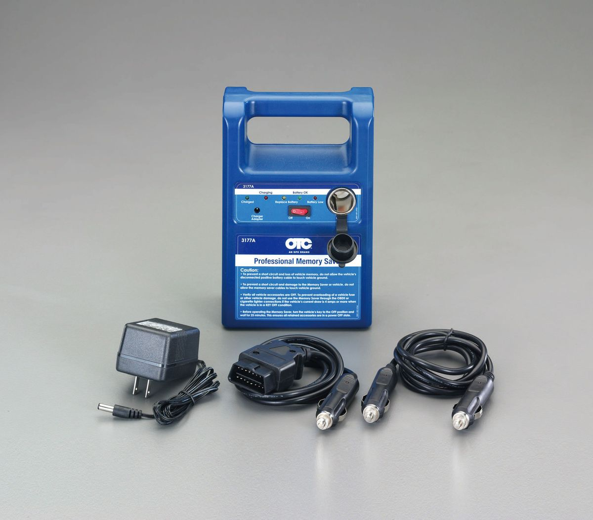 【メーカー在庫あり】 エスコ ESCO 12V メモリーセーバー(充電式) 000012239194 HD店