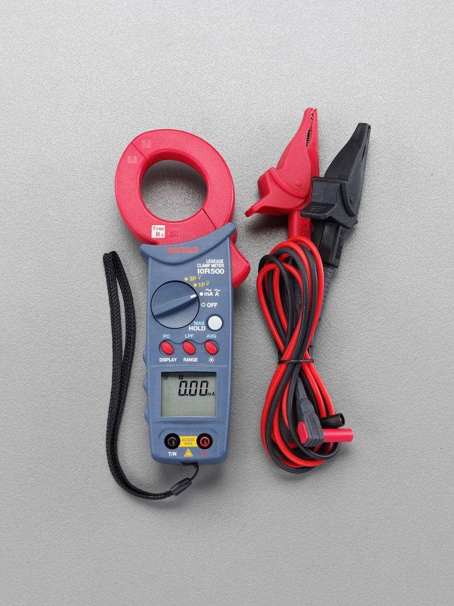 【メーカー在庫あり】 エスコ ESCO デジタルリーククランプメーター 000012256230 HD店