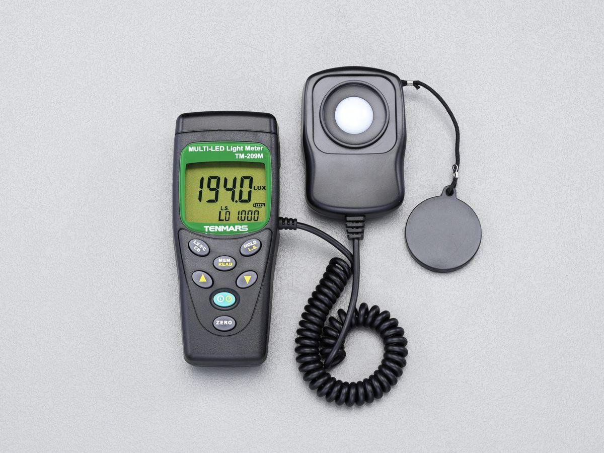 【メーカー在庫あり】 エスコ ESCO LED照度計 000012252143 HD店