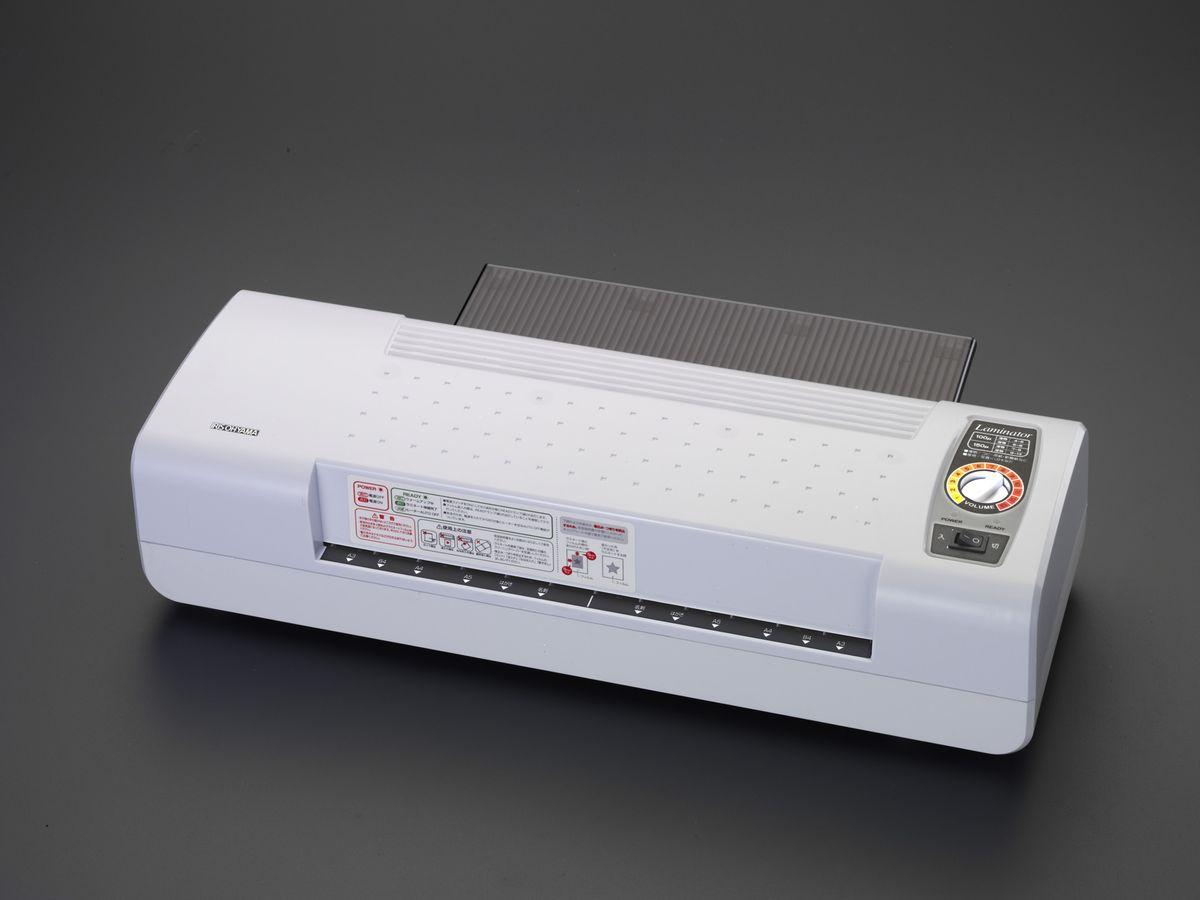 【メーカー在庫あり】 エスコ ESCO AC100V/700W/335mm用 ラミネーター 000012248167 HD
