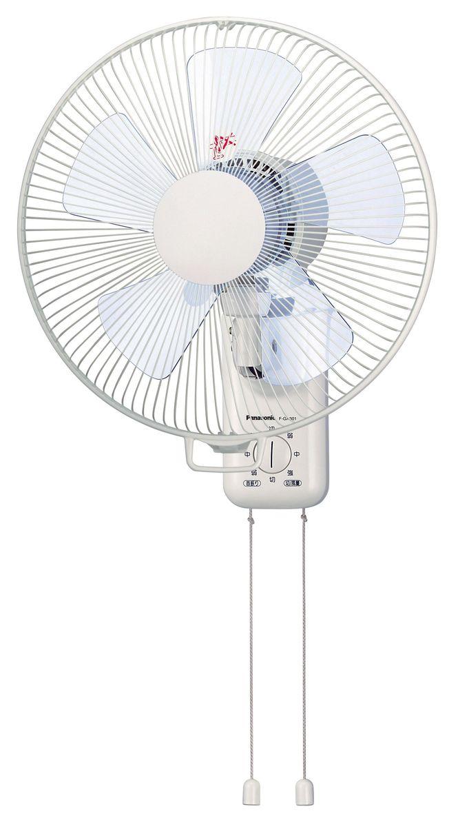 【メーカー在庫あり】 エスコ(ESCO) AC100V/45W 扇風機(壁掛式/首振り) 000012257843 HD