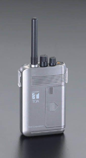 【メーカー在庫あり】 エスコ ESCO ポータブル受信機 000012049258 HD