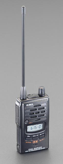 エスコ ESCO トランシーバー 000012080785 HD