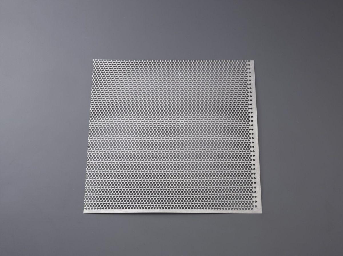 【メーカー在庫あり】 エスコ ESCO 1000x1000mm パンチングメダル 6.0x8.0mm 000012244165 HD店