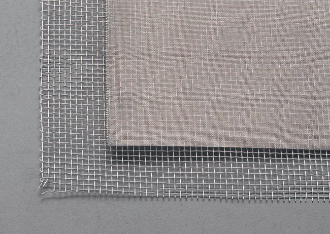 【メーカー在庫あり】 エスコ ESCO 300x1000mm/0.034mm目 織網 ステンレス製 000012039323 JP店