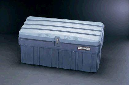 【メーカー在庫あり】 エスコ ESCO 1580x650x695mm 車載ケース 樹脂製 000012060514 HD店