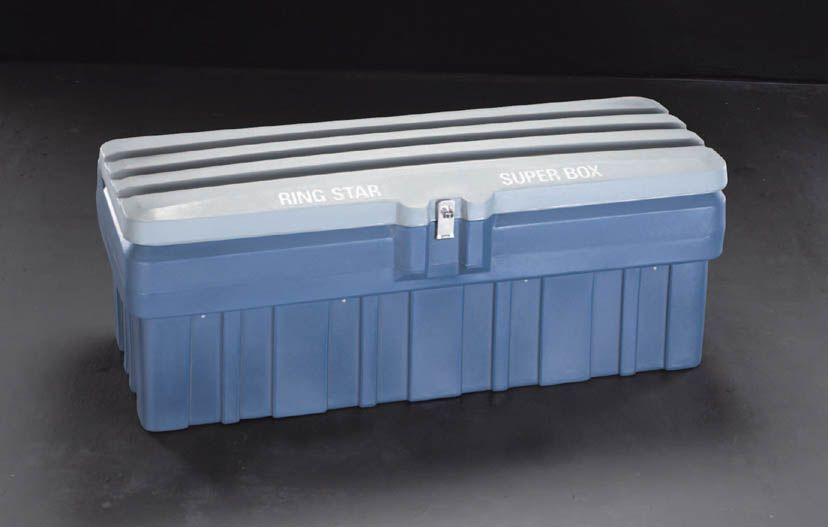 エスコ ESCO 1330x635x515mm 車載ケース 樹脂製 000012039504 HD店