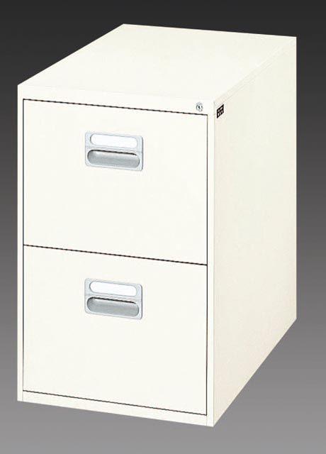 【メーカー在庫あり】 エスコ ESCO 455x700x 700mm/2段 キャビネット 000012075852 HD店