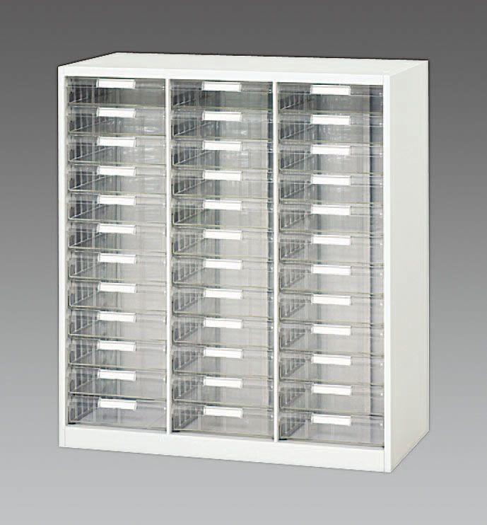 【メーカー在庫あり】 エスコ ESCO 900x400x1030mm トレー型キャビネット 000012234336 HD店