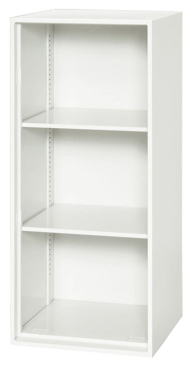 【メーカー在庫あり】 エスコ ESCO 450x450x1030mm オープン型書庫 000012261037 HD店