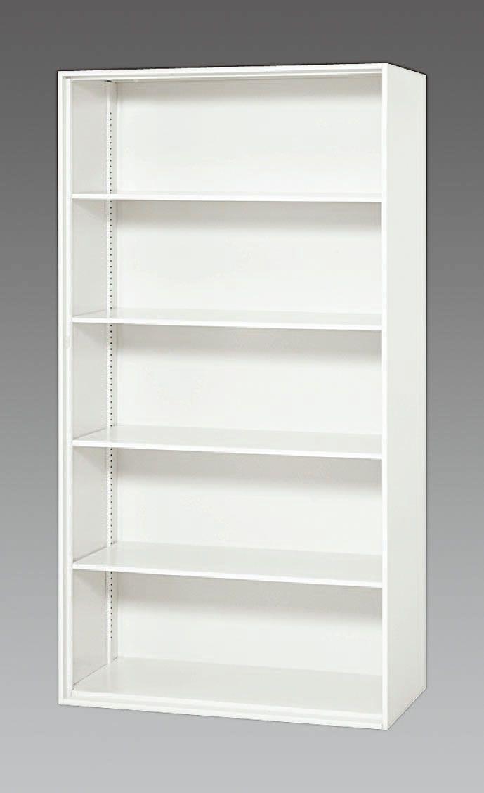 【メーカー在庫あり】 エスコ ESCO 900x450x1720mm オープン型書庫 000012234372 JP店