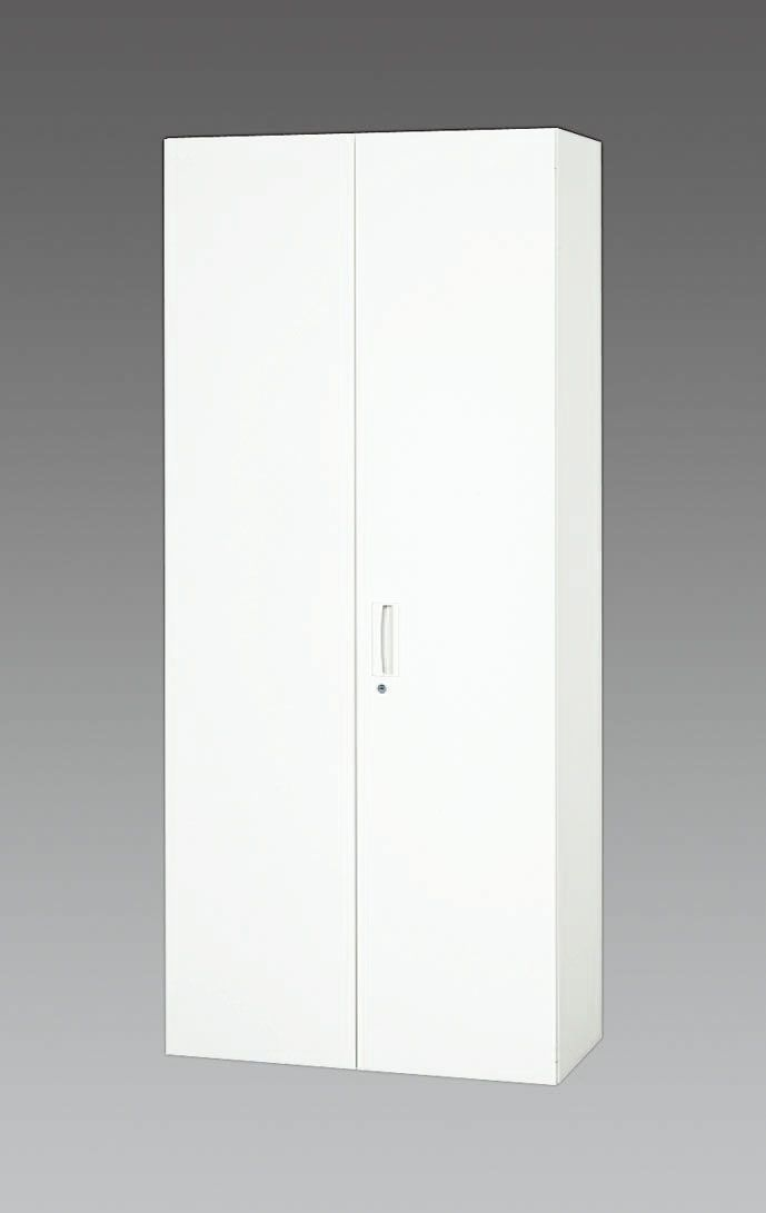 【メーカー在庫あり】 エスコ ESCO 900x450x2060mm 両開き書庫 000012234374 HD店