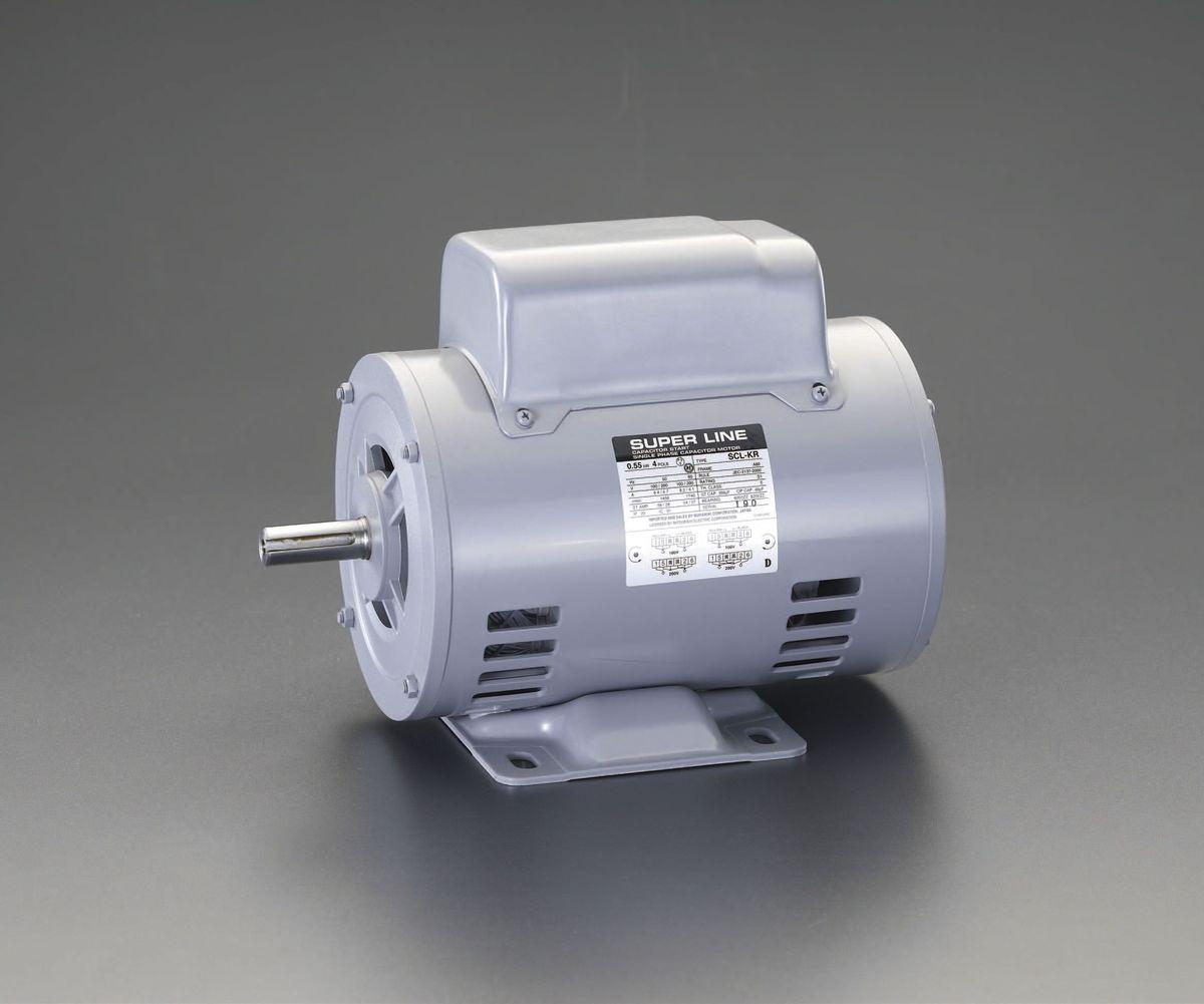エスコ ESCO AC100V・550W 単相モーター コンデンサ始動・運転式 000012232689 JP店
