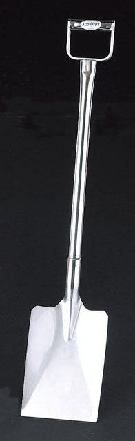 【メーカー在庫あり】 エスコ ESCO 280x330mm/1000mm ショベル オールステンレス製 000012094397 HD店