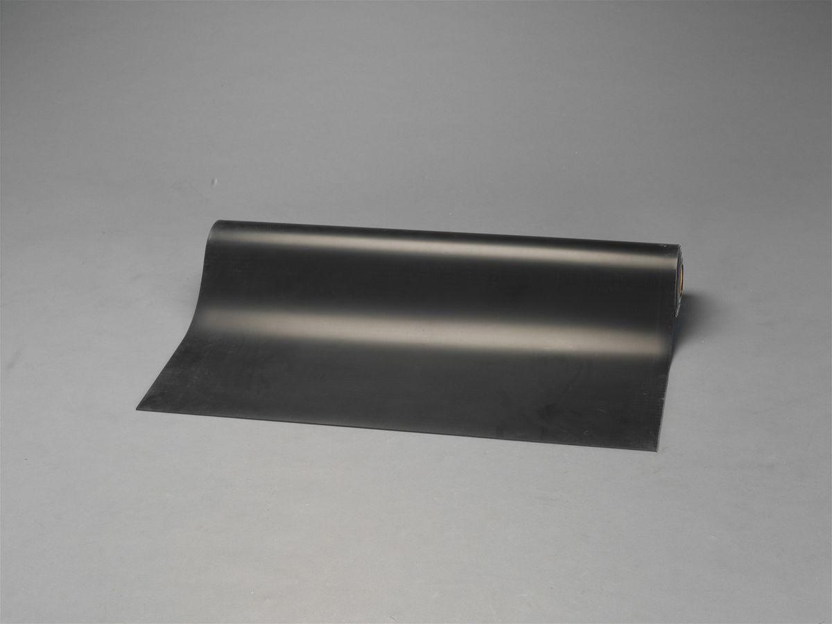 エスコ ESCO 1.0x5.0m/5.0mm ゴムマット 000012255302 HD店