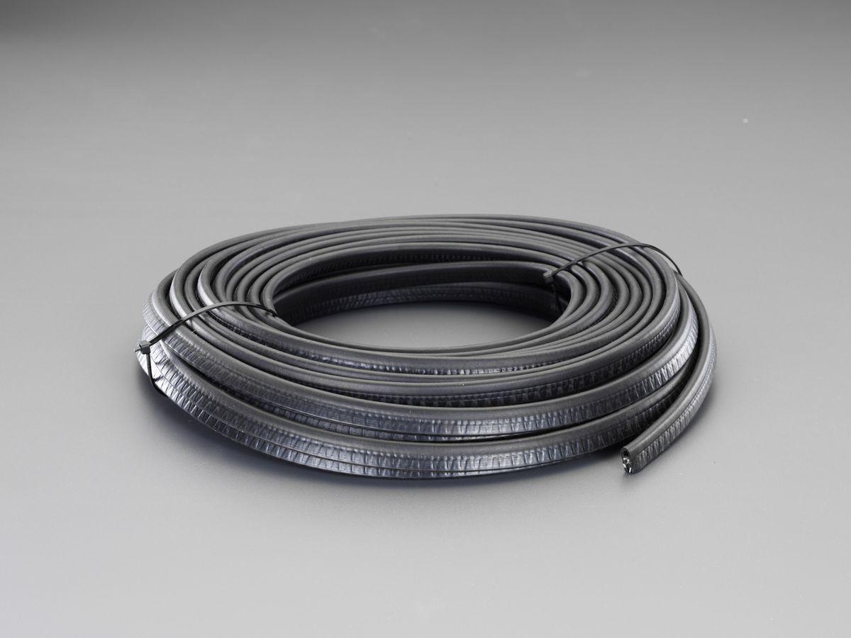 【メーカー在庫あり】 エスコ ESCO 4 - 5 mm/10m ガスケット はさみ込み型 000012250935 JP店