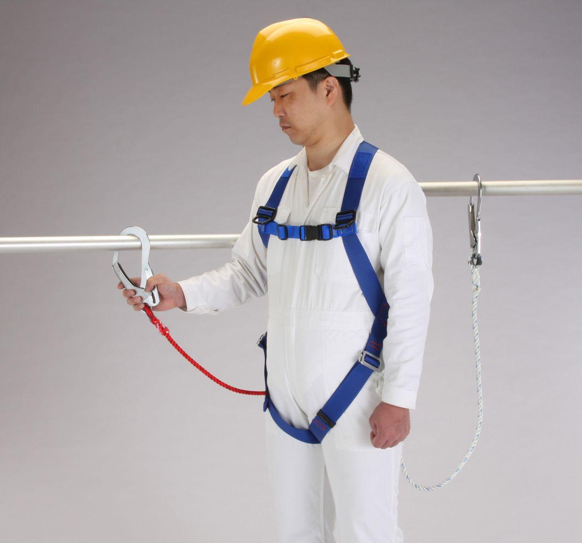 エスコ ESCO 安全帯 フルハーネス/ランヤード付 000012266864 JP店