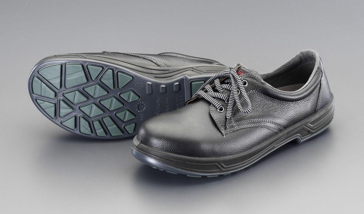 【メーカー在庫あり】 エスコ ESCO 25.5cm 安全靴 000012076447 HD店