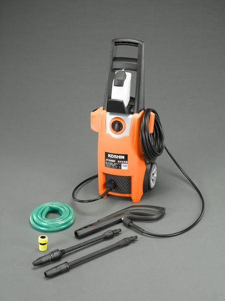 EA115NA-2 エスコ ESCO AC100V/1.3kW 高圧洗浄機(60Hz)
