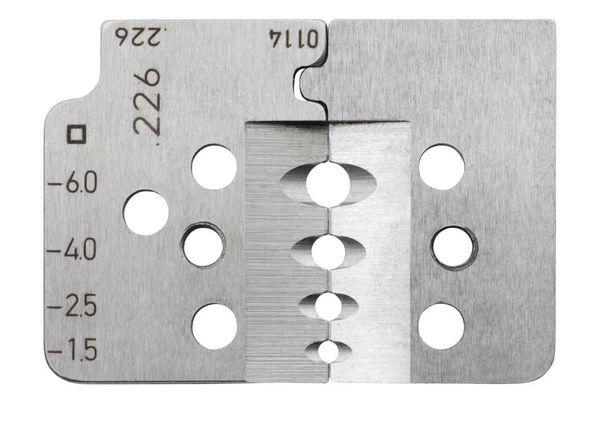 【メーカー在庫あり】 EA580KE-22 エスコ ESCO ケーブルストリッパー替刃(EA580KE-21用)