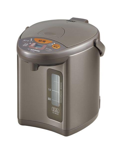 【メーカー在庫あり】 EA763AR-46C エスコ ESCO AC100V/700W(2.2L) 沸とう電動ポット(マイコン)