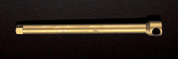 """【メーカー在庫あり】 EA642LJ-410 エスコ ESCO 1/2""""x250mm エクステンションバー(ノンスパーキング)"""