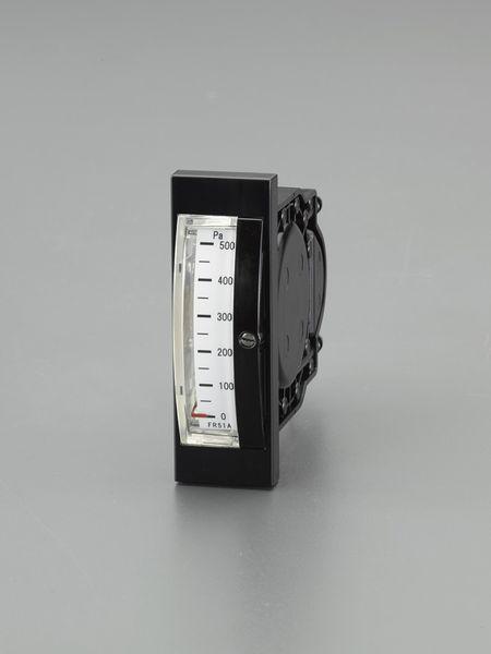 【メーカー在庫あり】 EA729SC-50 エスコ ESCO 0-500Pa 微差圧計(縦目盛形)