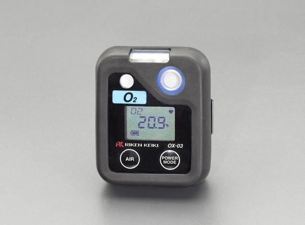 【メーカー在庫あり】 EA733CB-2A エスコ ESCO ポータブル酸素モニター