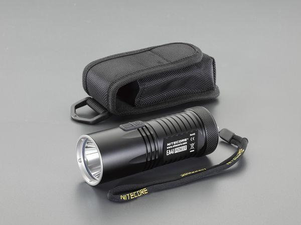 【メーカー在庫あり】 EA758JA-4A エスコ ESCO [単3x4本] フラッシュライト/LED