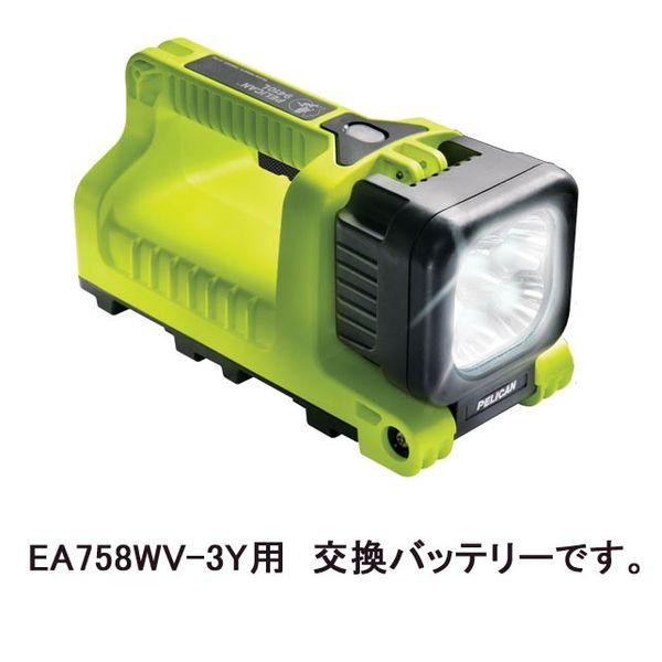 【メーカー在庫あり】 EA758WV-11 エスコ ESCO バッテリー・充電用(EA758WV-3Y用)