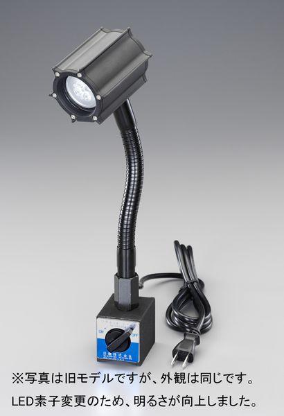 【メーカー在庫あり】 EA761XN-1A エスコ ESCO AC100V/6W/366mm 照明灯LED(防水/マグネット付)