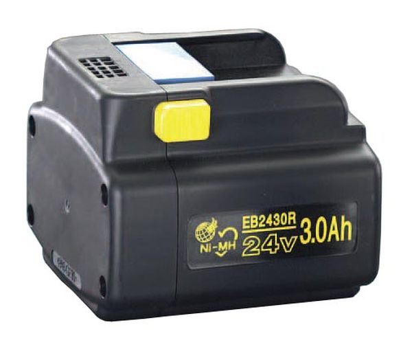 【メーカー在庫あり】 EA813HG-2 エスコ ESCO DC 24V /3.0Ah 交換用バッテリー(ニッケル水素電池)