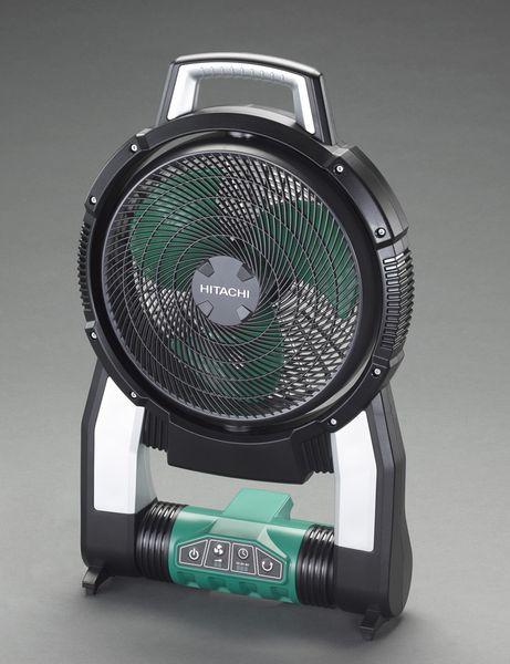 【メーカー在庫あり】 EA897AH-1 エスコ ESCO AC100V/DC14.4・18V[充電式] 送風機
