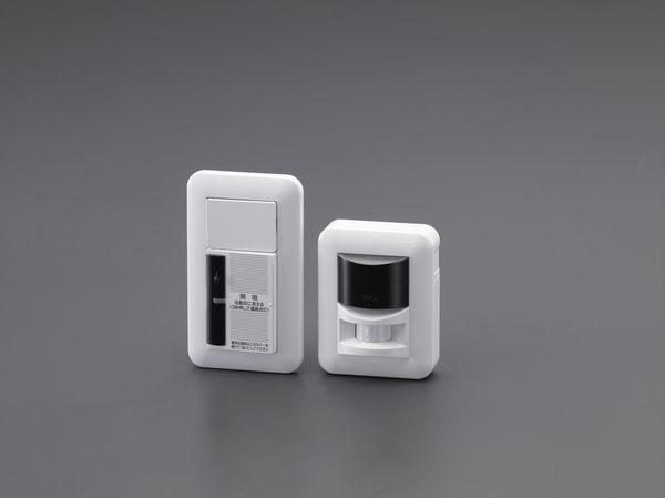 【メーカー在庫あり】 EA940CF-110 エスコ ESCO 100V/2A センサー付スイッチ