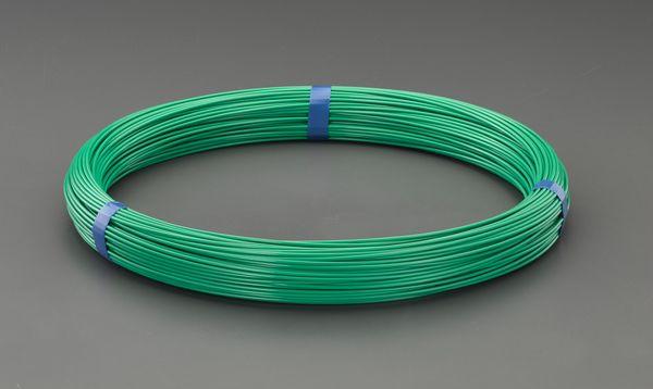 【メーカー在庫あり】 EA951AN-240 エスコ ESCO 4.0mmx375m/#8 カラー鉄線(25kg)