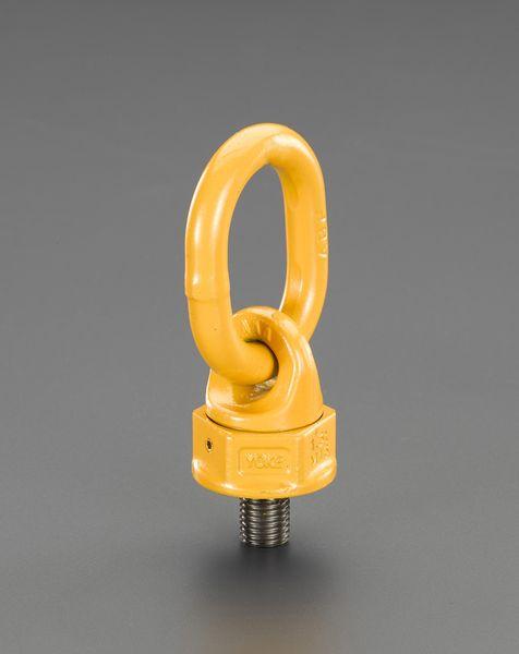 【メーカー在庫あり】 EA987GN-11 エスコ ESCO 0.6 ton/M12x18mm ベアリング入吊環