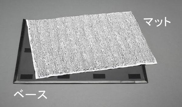 【メーカー在庫あり】 EA997RX-182 エスコ ESCO 700x 850mm 吸油マット(使い切り/10枚)