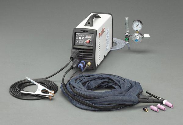 【メーカー在庫あり】 エスコ ESCO 単相100・200V インバーターTIG溶接機 EA315MC-1A HD店