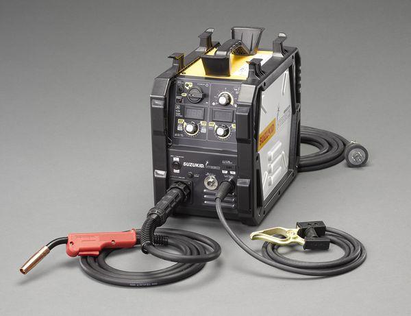 【メーカー在庫あり】 エスコ ESCO 単相100V・200V兼用 インバーター直流半自動溶接 EA315SD-1 HD店
