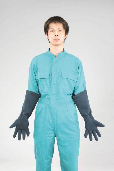 【メーカー在庫あり】 エスコ ESCO フリー 450mm 手袋・耐熱(アラミド繊維) EA354KJ-23 HD店