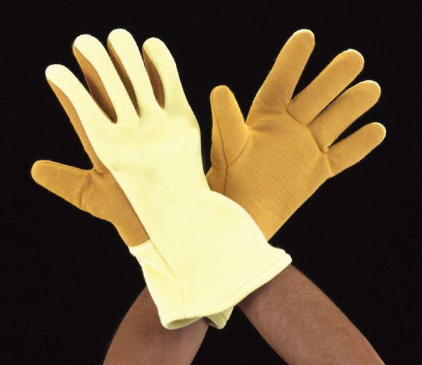 【メーカー在庫あり】 エスコ ESCO フリー 320mm 手袋・耐熱(アラミド繊維) EA354KJ-6 HD店