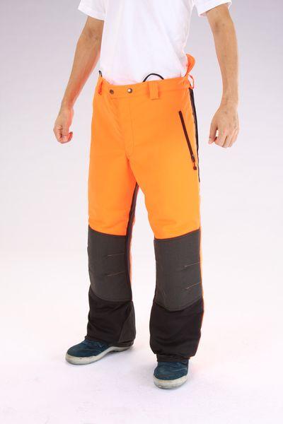 【メーカー在庫あり】 エスコ ESCO M 保護ズボン(チェーンソー作業用) EA370EB-1 HD店