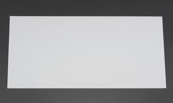 【メーカー在庫あり】 エスコ ESCO 980x565x0.75mm PP板(白/10枚) EA440DY-22 HD店