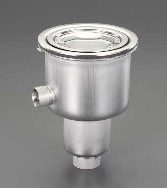 【メーカー在庫あり】 エスコ ESCO G1/2インチ 防臭排水トラップ EA468D-22 HD店