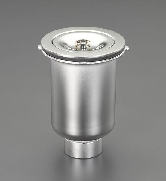 【メーカー在庫あり】 エスコ ESCO G1.1/2インチ 防臭排水トラップ EA468D-32 HD店