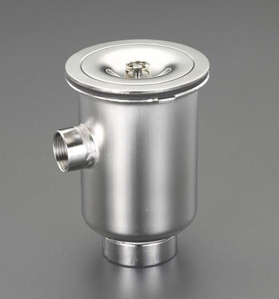【メーカー在庫あり】 エスコ ESCO G2インチ 防臭排水トラップ EA468D-33 HD店